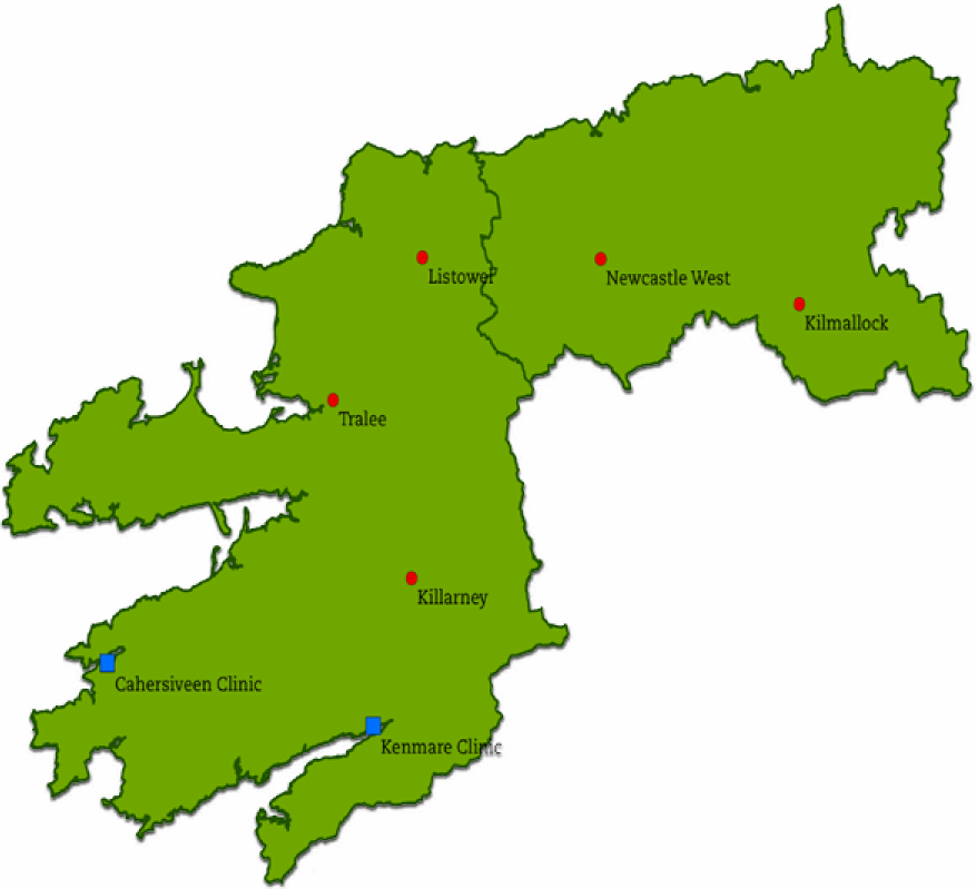 Limerick Kerry Local Info Teagasc Agriculture And Food - Limerick map