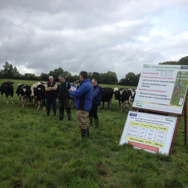 Farm Walk in Kerry Limerick region