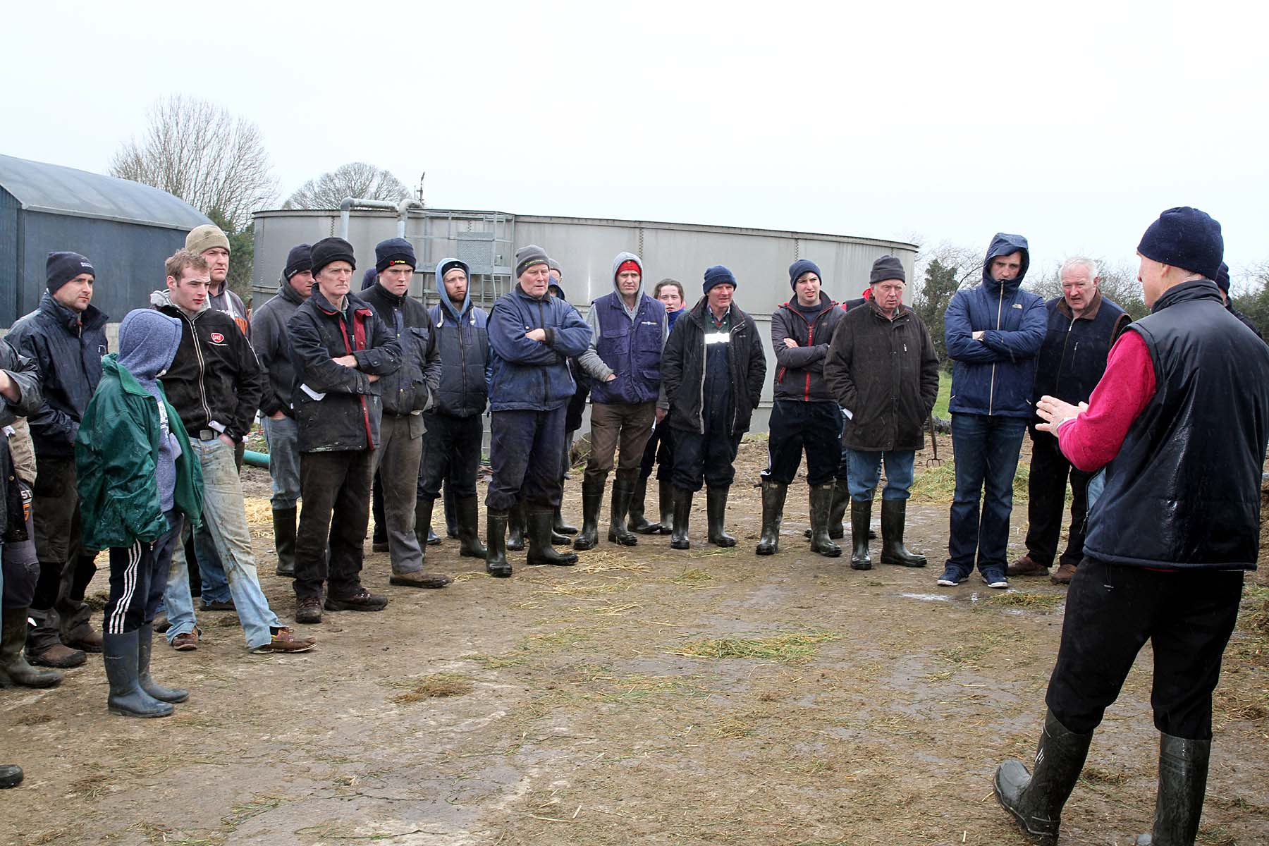 Workshop: Preparation for the breeding season