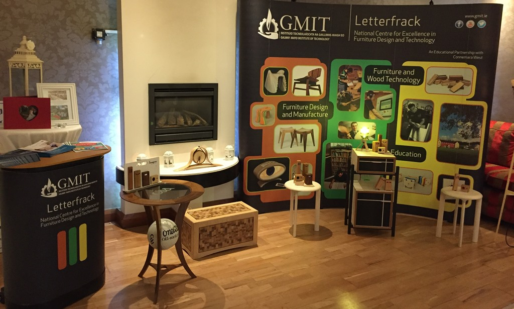 Some beautiful examples made by students of GMIT Letterfrack