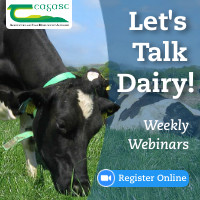 Let's Talk Dairy