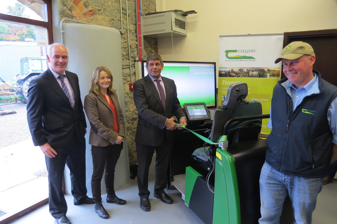 Doyle launches new training course for Forest Machine Operators