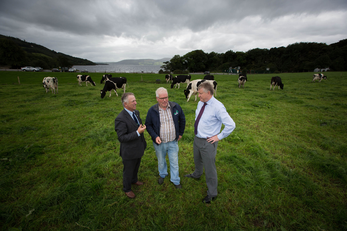Minister Creed launches new Arrabawn 'Milk for Profit' programme