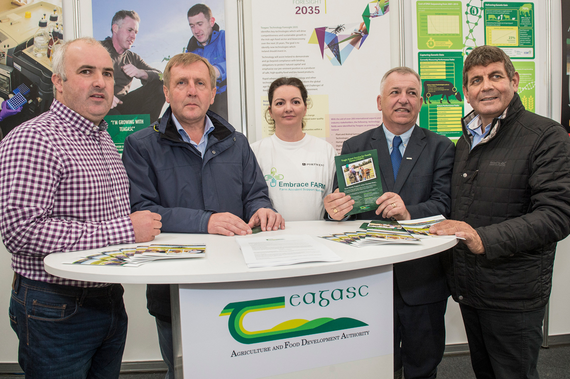 Teagasc Launch Service for Farm Families Affected by Farm Accidents