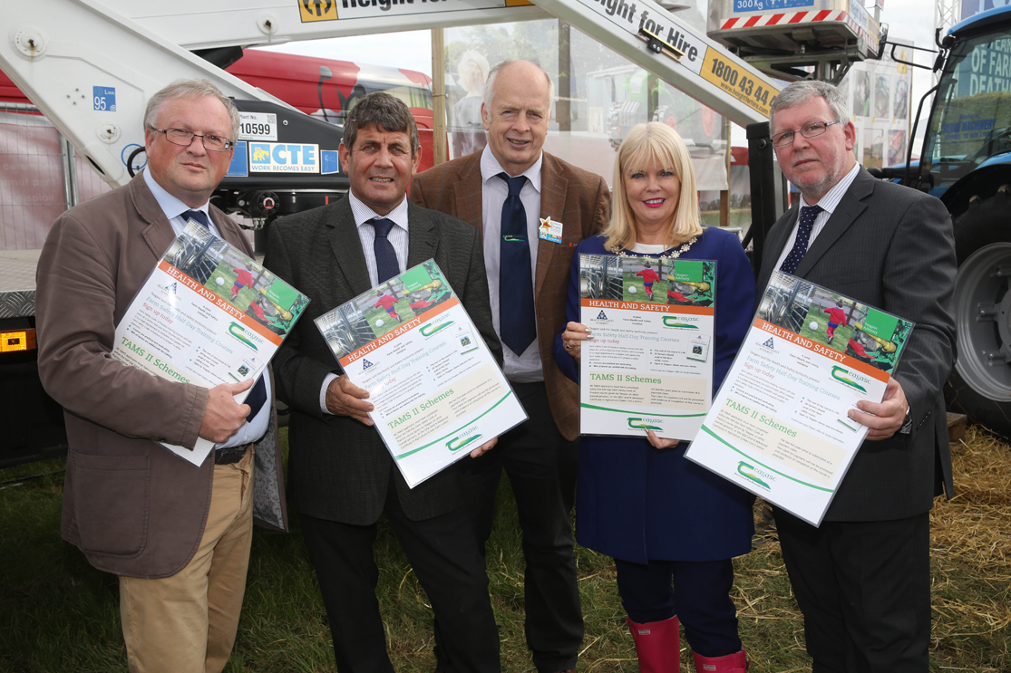 Teagasc Safety Training Programme Launched