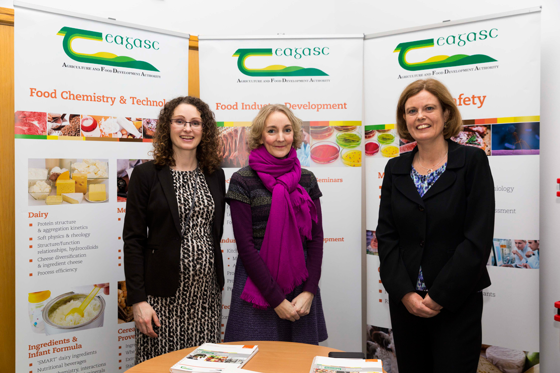 New Appointments in Teagasc Food Research Programme