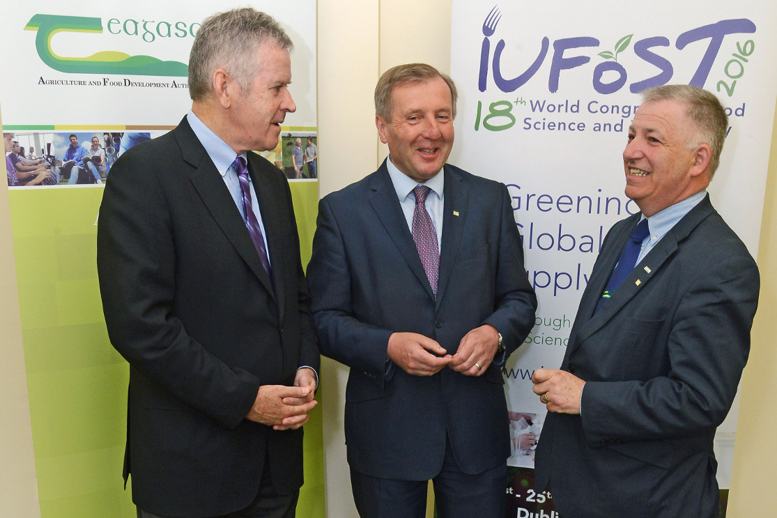World Congress of Food Science and Technology Launched