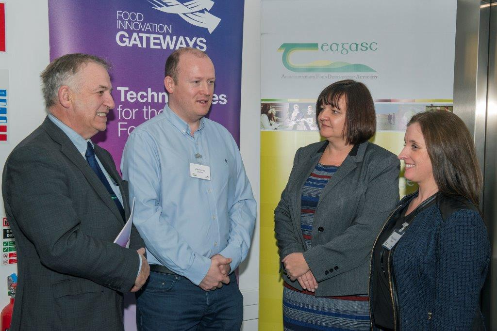 Teagasc Showcase Advanced Analytical Methodologies for the Food Industry