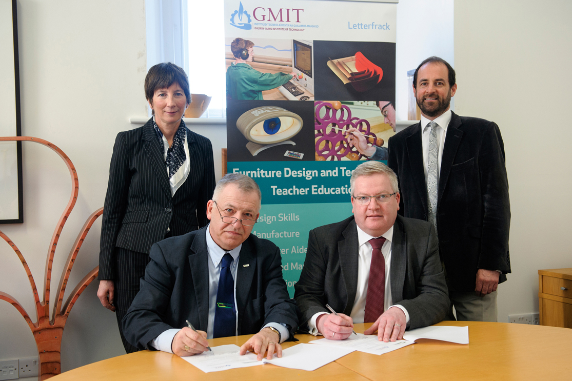 GMIT and Teagasc form new strategic partnership