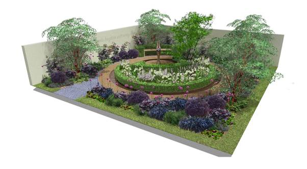 Teagasc and Pieta House to build a 'Garden of Hope' for Bloom