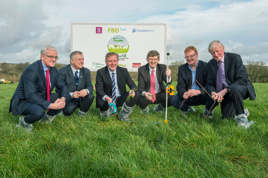 Teagasc Grass10 Campaign Launched