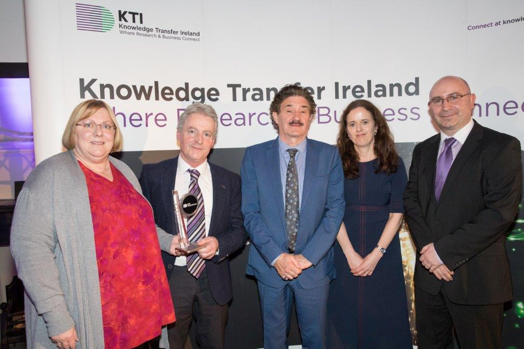 KTI celebrates ground-breaking technology and research collaboration
