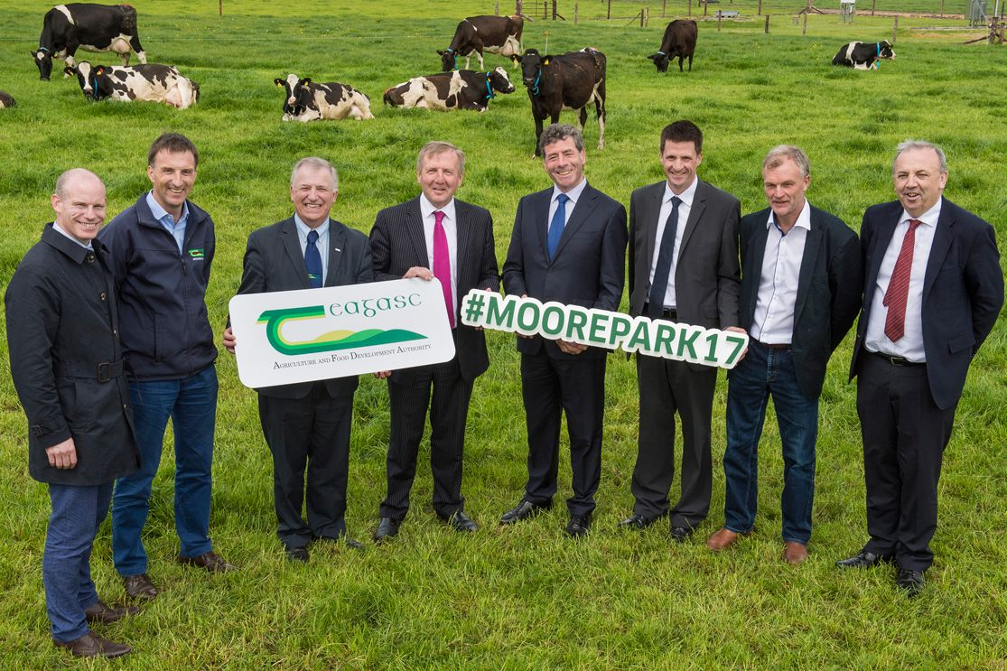 Teagasc Moorepark'17 Dairy Open Day