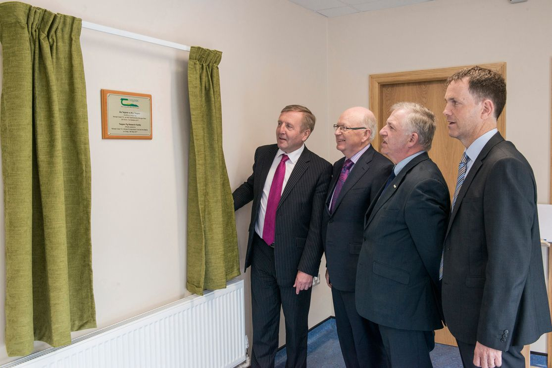 New Teagasc Pig Research Facility Opened