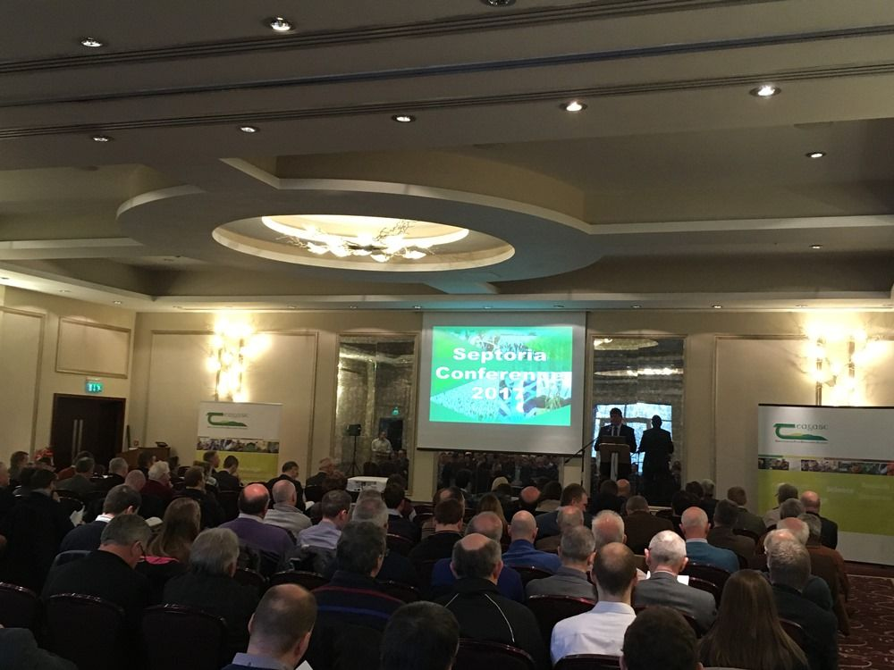 Septoria Conference – Preserving current and future control