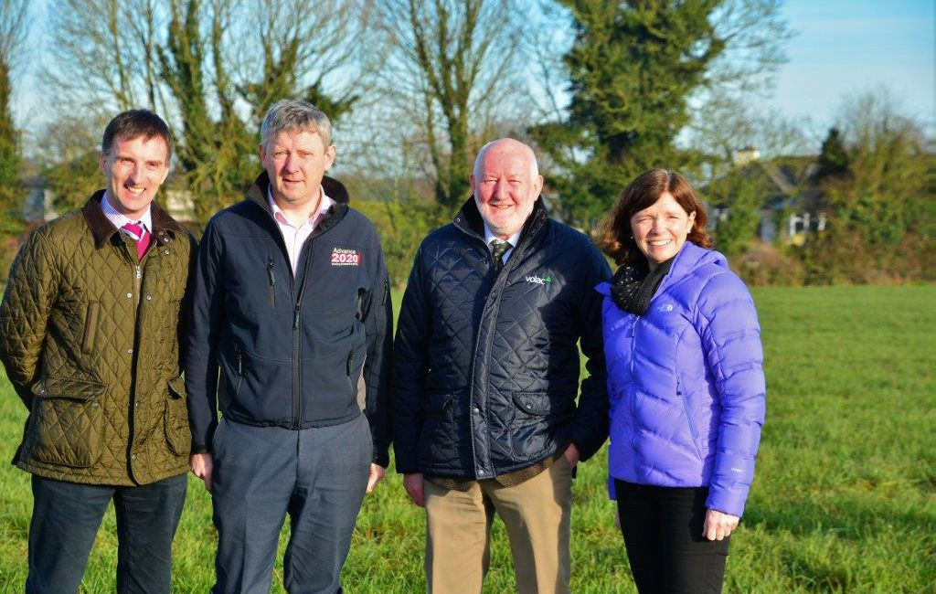 Launch of the January 2018 CalfCare Events