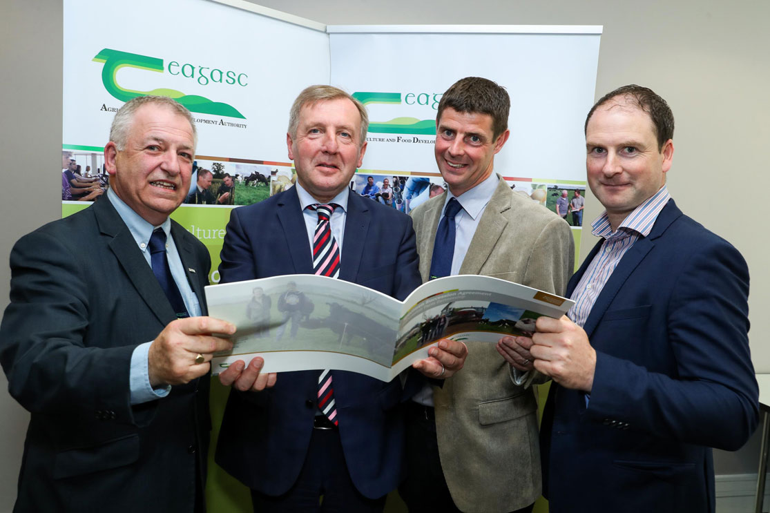New specimen Succession Agreement from Teagasc for Succession Farm Partnerships