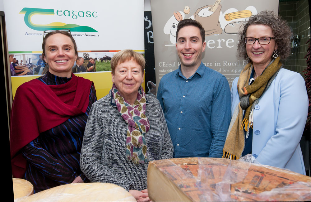 Partners from 11 EU Countries meet in Galway to discuss Heritage Cereals