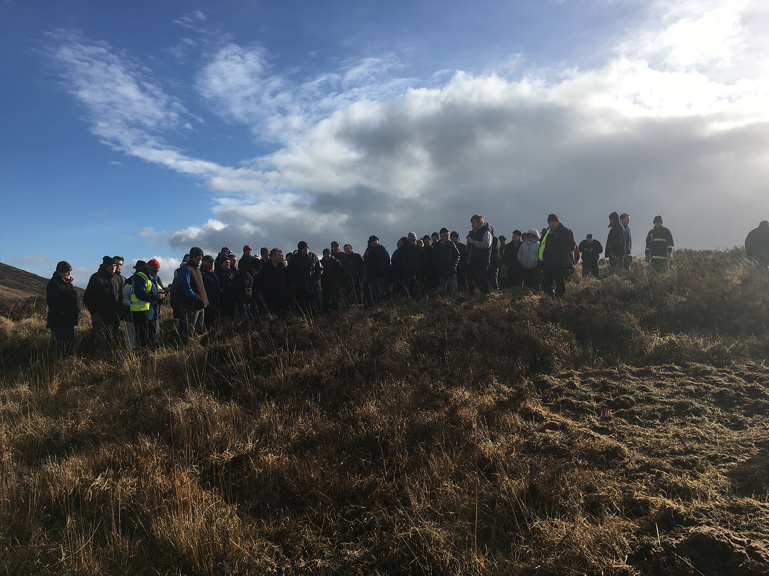 Upland Management Event in Cork