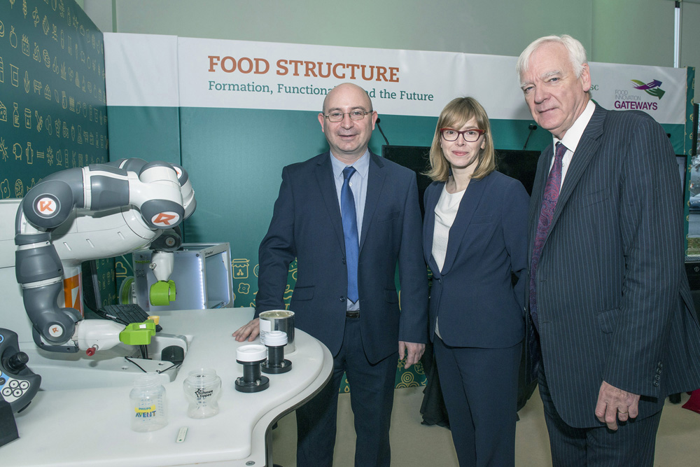 Teagasc Showcase Food Structure Platforms
