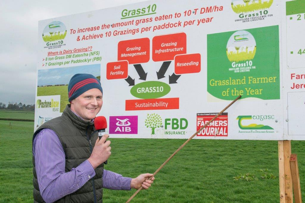 Grassland Farmer of the Year Hosts Open Day