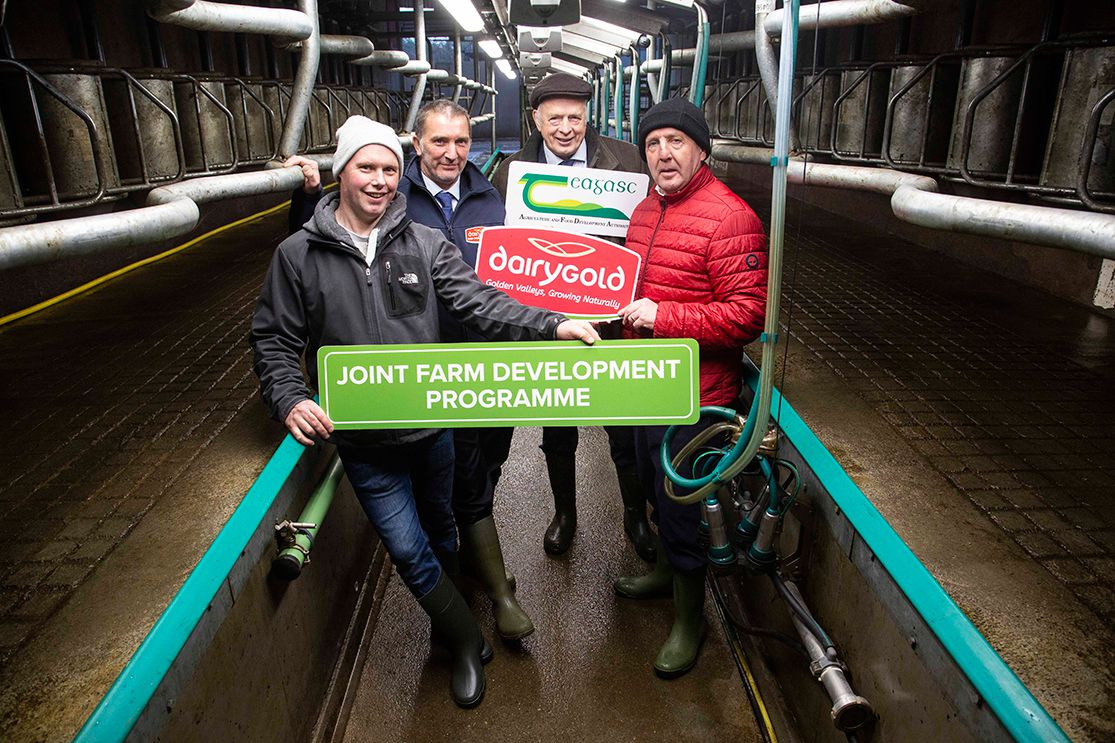 Dairygold/ Teagasc Joint Farm Development Programme