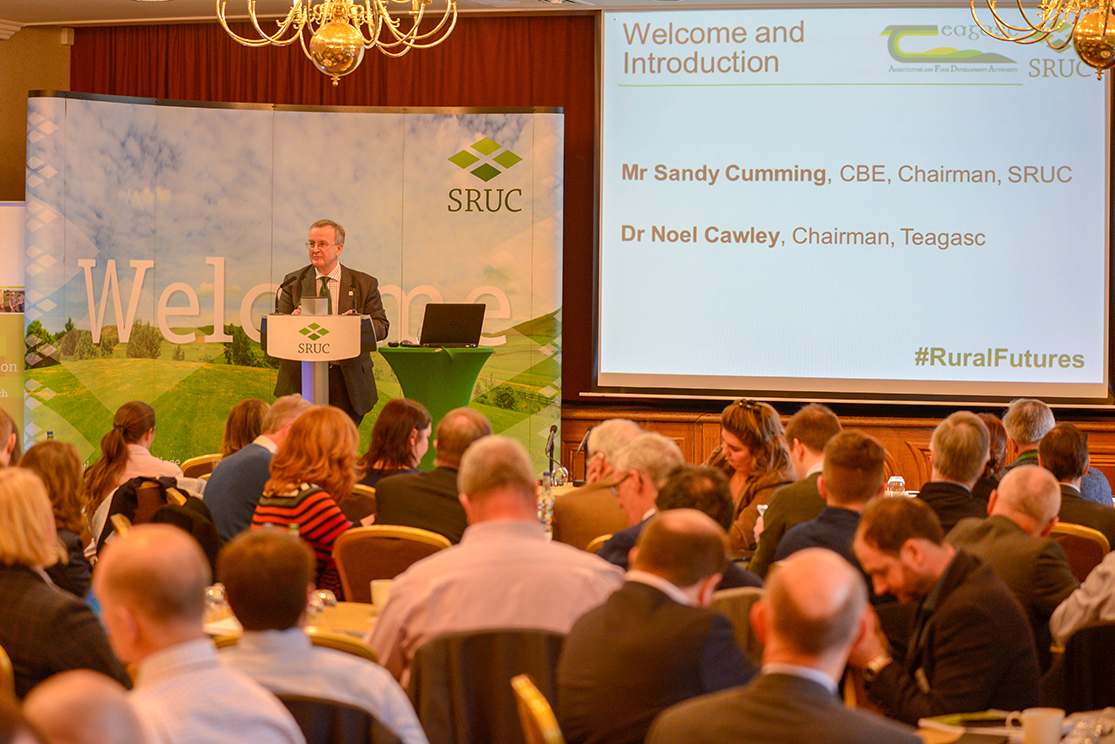 Joint Teagasc-SRUC Conference