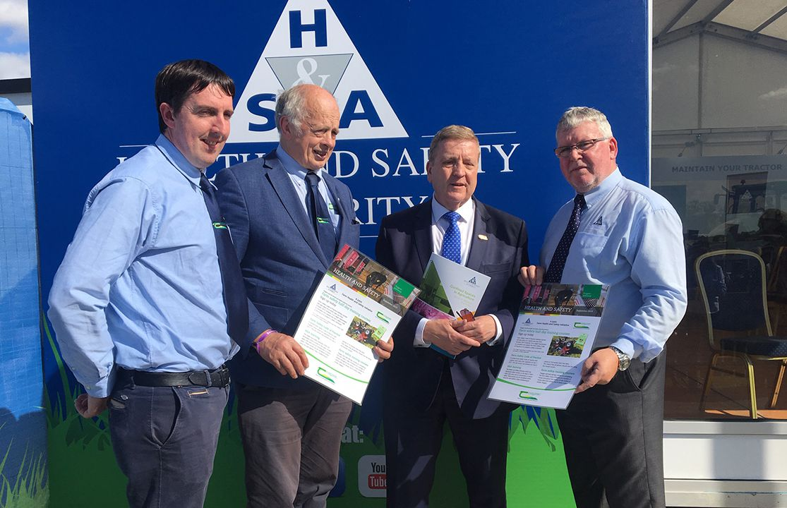 Farm Safety Training a Priority