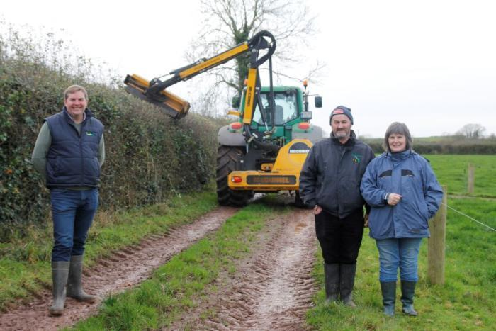 Teagasc announces winners of Hedge Cutting Competition