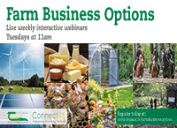 Farm Business Options Webinar - Farm Diversification in Co. Laois