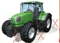 Farm Safely with Tractors, Farm Vehicles and Machinery