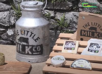 Organic Dairy Farming - The Little Milk Company