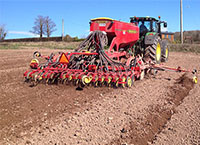 Tillage Update 8th April 2021
