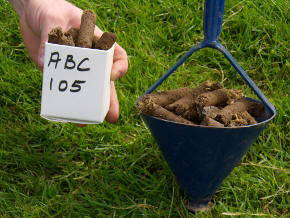 Soil samples will deliver a cost-saving fertiliser plan