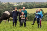 NDC & Kerrygold Quality Milk Awards - Hearne Family Dairy Farm