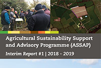 Teagasc and Dairy Sustainability Ireland publish the Agricultural Sustainability Support and Advisory Programme (ASSAP) interim report