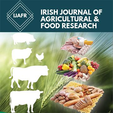 Irish Journal of Agricultural and Food Research
