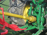Farm Safety PTO shaft