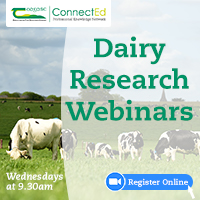 Dairy Research Webinars
