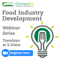 Food Industry Development Webinars